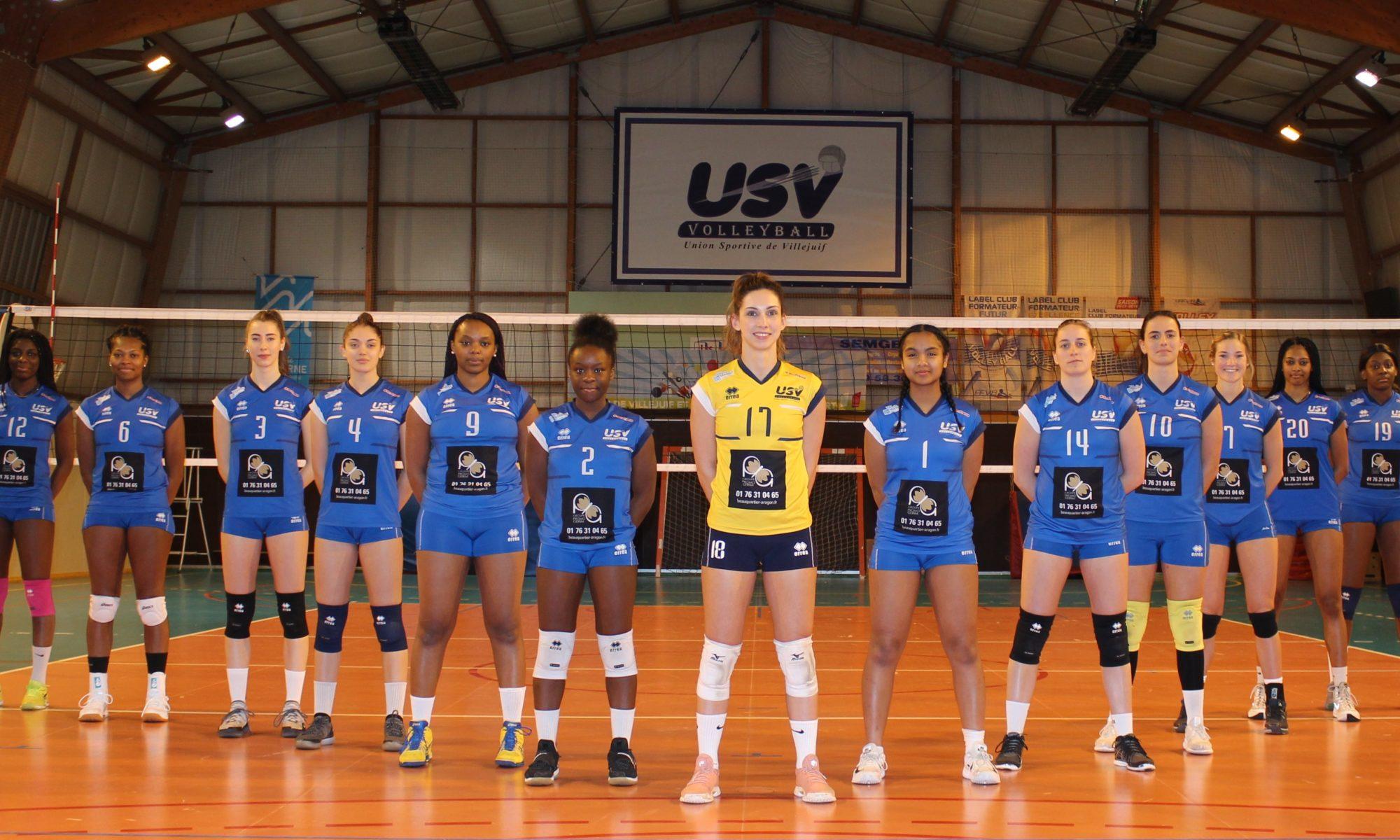 Union Sportive de Villejuif 94