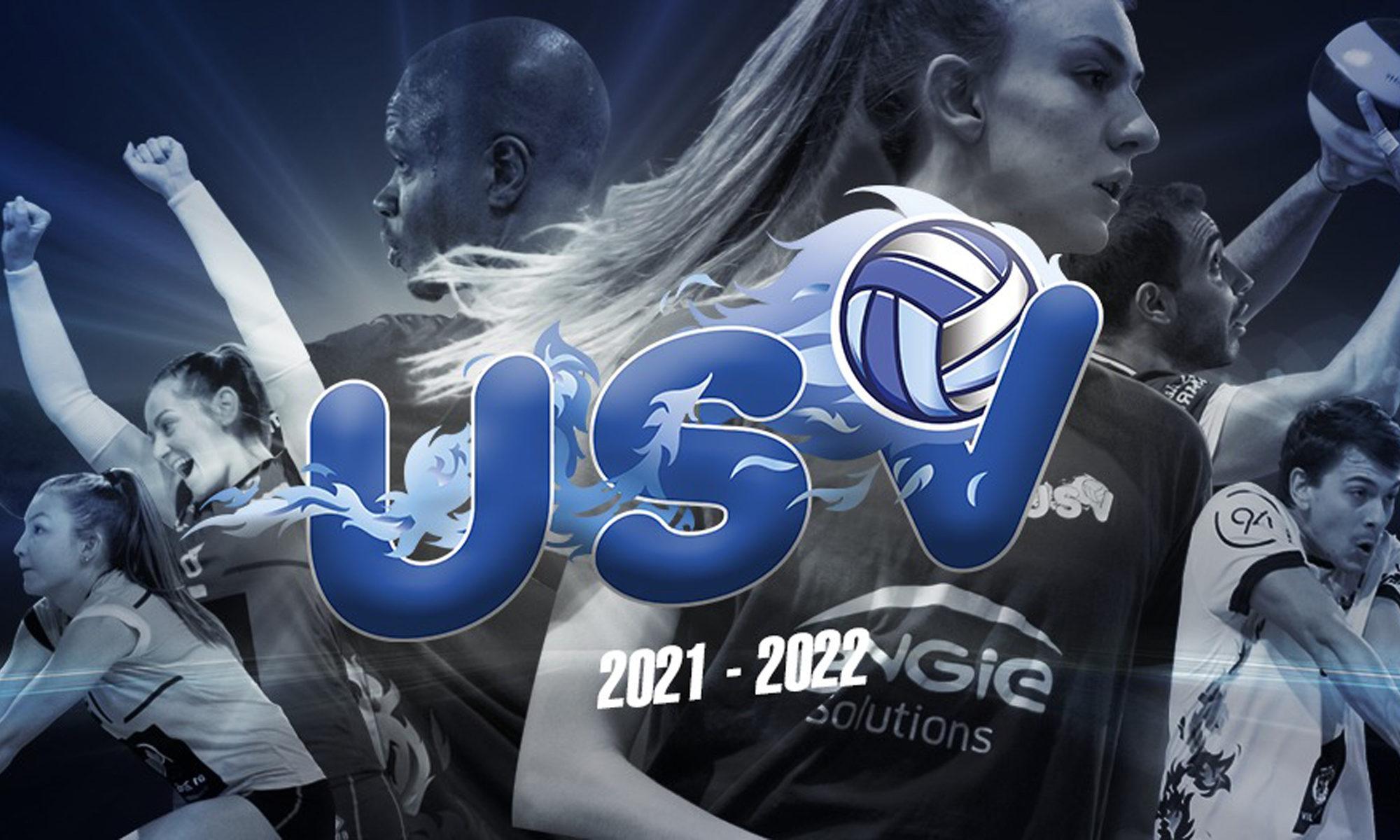 US Villejuif Volley 94